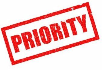 ensure cx is prioritised